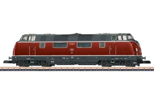 Märklin 88206 - Diesellok BR 220 DB