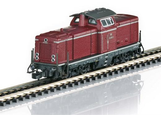 Märklin 88214 - Diesellok BR 212 DB
