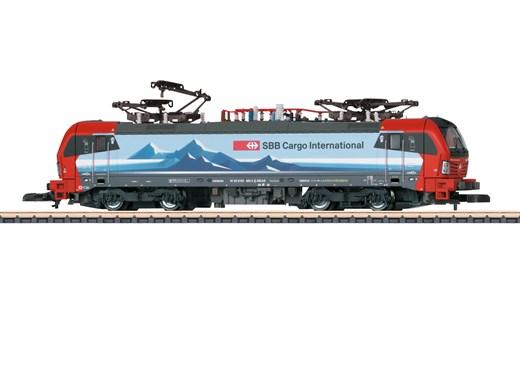 Märklin 88232 - E-Lok BR 193 SBB Cargo Int.,E