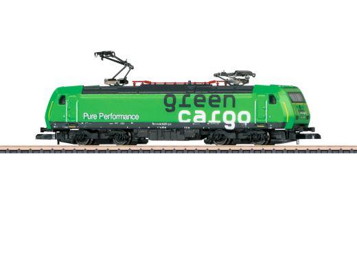 Märklin 88484 - E-Lok BR 185.2 Green Cargo