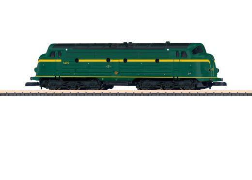 Märklin 88634 - Diesellok Serie 54 SNCB