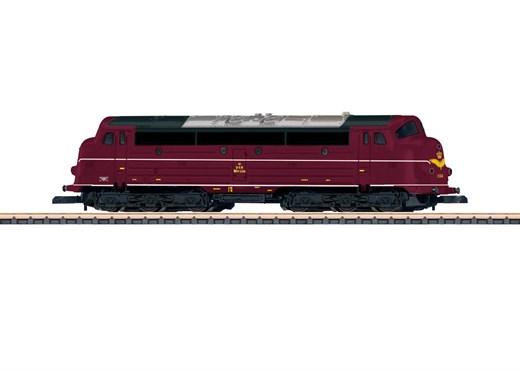 Märklin 88637 - Diesellok Reihe MV DSB