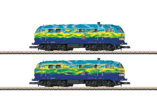 Märklin 88789 - Lokpackung Diesellokomotiven, BR 2