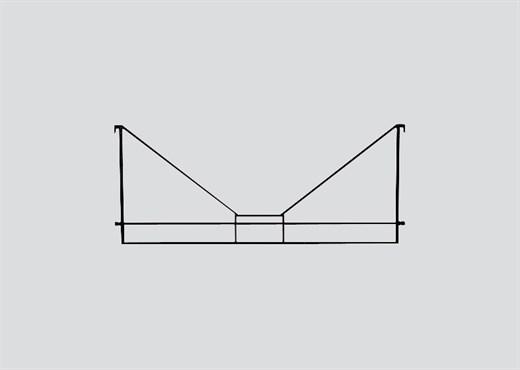 Märklin 8925 - Querverbindung 72 mm