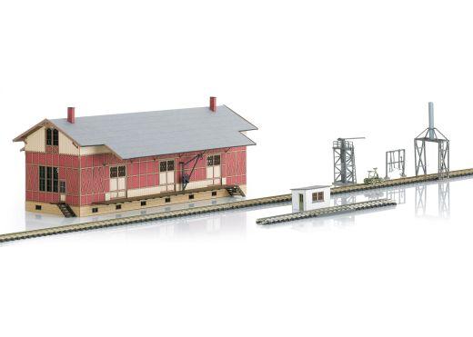 Märklin 89807 - Architektur-Bausatz-Set BW-Ausrüs