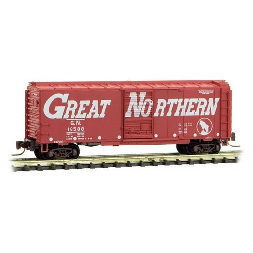 MICRO-TRAINS 500 00 950 Great Northern Circus Seri