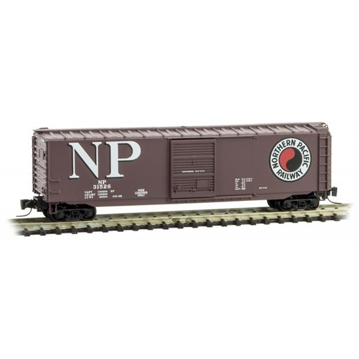 MICRO-TRAINS 505 00 352 Northern Pacific - Rd#3152