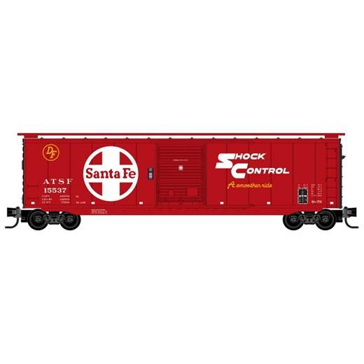 MICRO-TRAINS 505 00 431 - DEPOSIT ATSF - rd#15537-