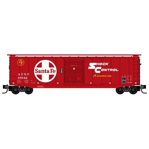 MICRO-TRAINS 505 00 432 - DEPOSIT ATSF - rd#15542-