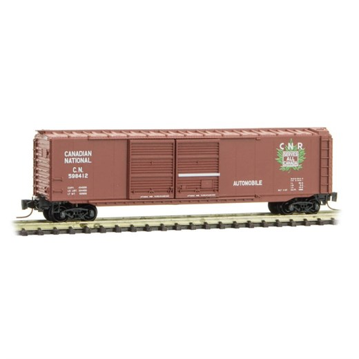 MICRO-TRAINS 506 00 372 - Canadian National - Rd#