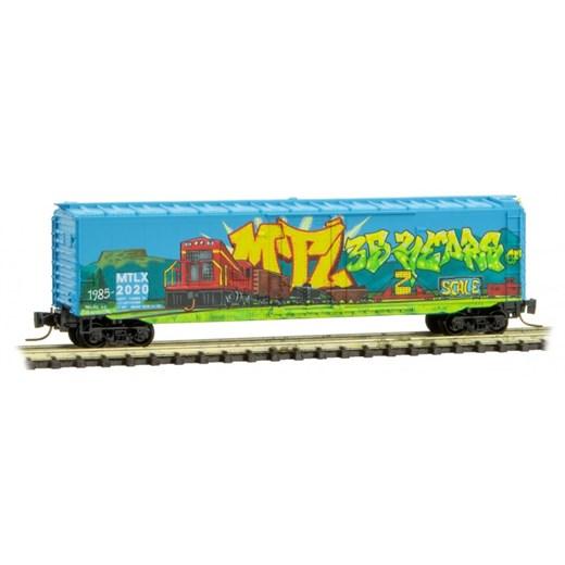 MICRO-TRAINS 507 00 520 - MTL Z Scale 35th Anniver
