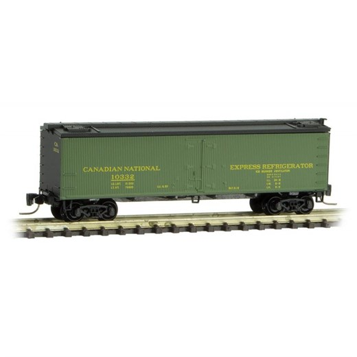 MICRO-TRAINS 518 00 411 Canadian National - Rd# 10