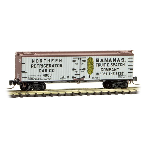MICRO-TRAINS  518 00 620 Northern Refrigerator Car