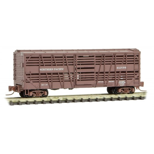 MICRO-TRAINS 520 00 232 Northern Pacific - Rd#8177