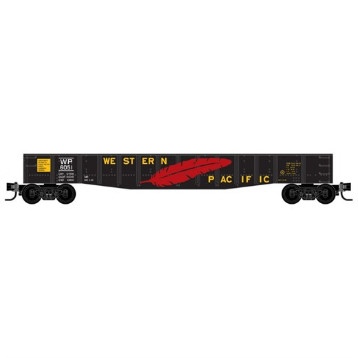 MICRO-TRAINS 522 00 361 - Z Scale Western Pacific