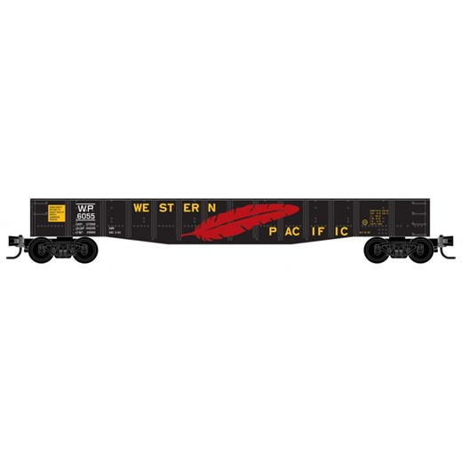 MICRO-TRAINS 522 00 362 - Z Scale Western Pacific