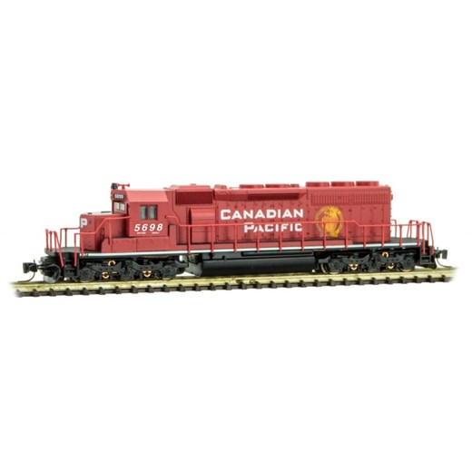 MICRO-TRAINS 970 01 232 Canadian Pacific SD40-2 Rd