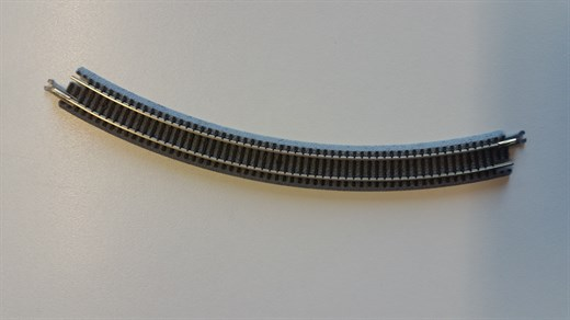 MICRO-TRAINS 990 40 005 - Micro-Track 45° Curved T