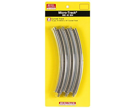 MICRO-TRAINS 990 40 904 - Micro-Track 45° Curved T