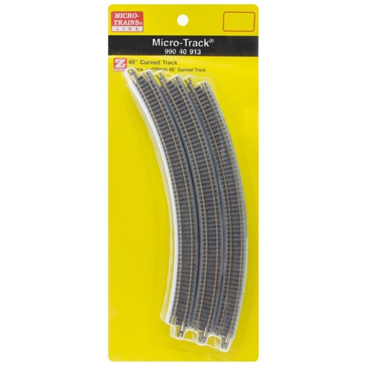MICRO-TRAINS 990 40 913 - Micro-Track 45° Curved T