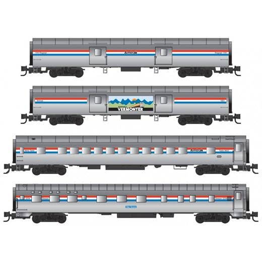 MICRO-TRAINS 994 01 270 - DEPOSIT Z Scale Amtrak P
