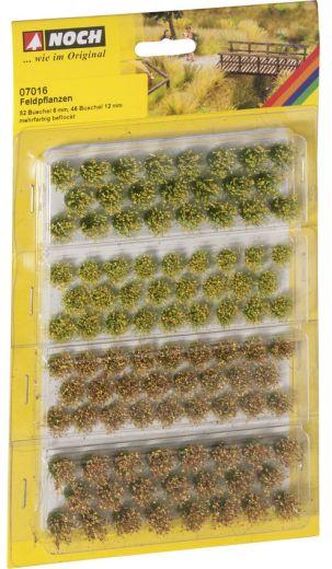 NOCH 07016 - Grasbüschel Feldblumen