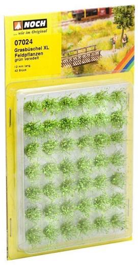 NOCH 07024 - Grasbüschel Mini-Set XL Feldpflanzen