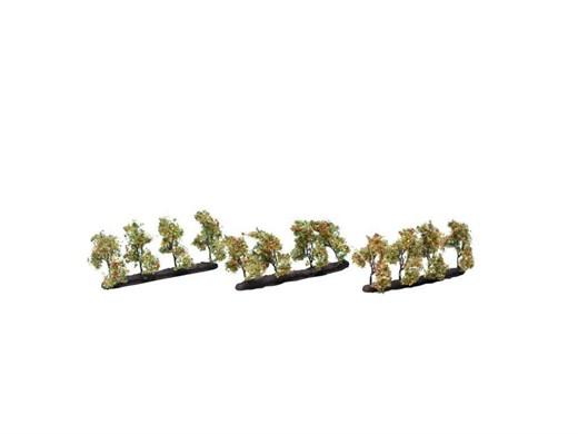 NOCH 21537 - Plantagenbäume mit Äpfeln