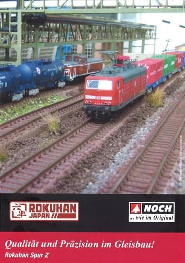 NOCH 7297958 - ROKUHAN 12-Seiter Prospekt inkl. UV