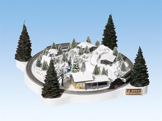 NOCH 88060 - Adventskranz Winterzauber,
