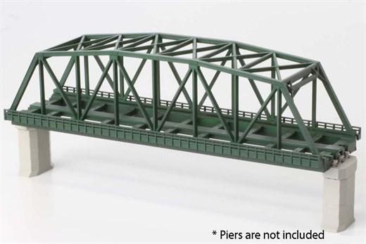 NOCH 7297043 - Kastenbrücke 2-gleisig 220 mm, dunk