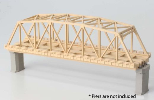 NOCH 7297044 - Kastenbrücke 2-gleisig, 220 mm, bei