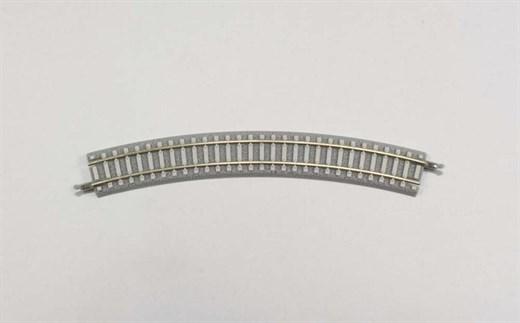 NOCH 7297052 / Rokuhan R052 - Gleis gebogen R220-3