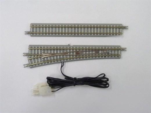 NOCH 7297055 / Rokuhan R055 - E-Weiche links 110mm
