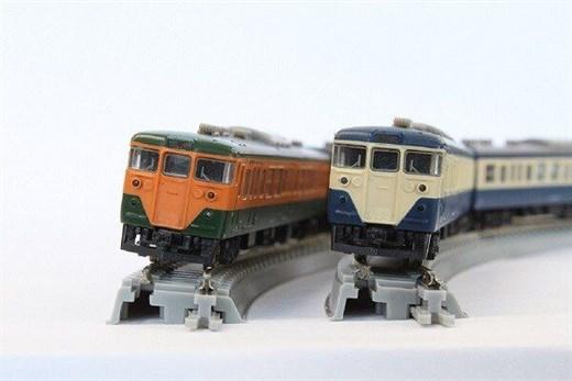 NOCH 7297066 - Gleis - überhöht - R195-30°