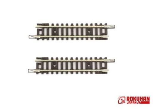 NOCH 7297092 / Rokuhan R092 - Gleis gerade 55 mm,