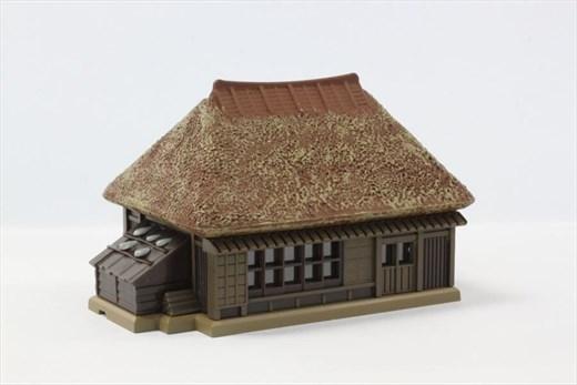 NOCH 7297200 - Reetdach Haus  Bauernhaus