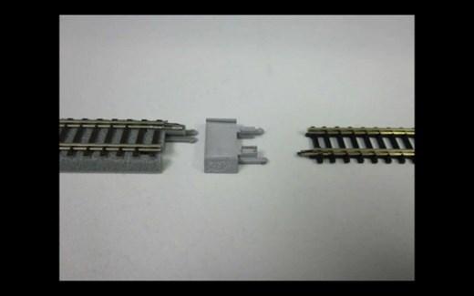 NOCH 7297414 / Rokuhan A014 - Übergangs-Verbinder