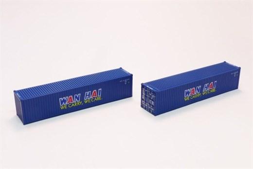 NOCH 7297514 - 40 Container WANHAI