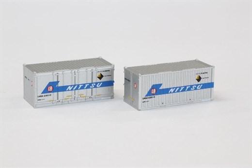 NOCH 7297546 - 20 Container U40A Nittsu