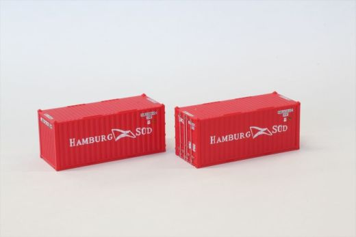 NOCH 7297551 / Rokuhan A108-5 - 20 Container Humb