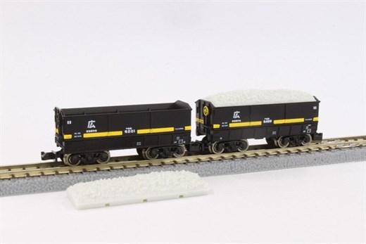 NOCH 7297712 / Rokuhan T005-2 - JNR Serie SEKI6000