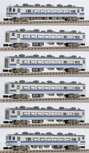 NOCH 7297717 - JNR Serie 14K Personenwagen, 6-tlg.