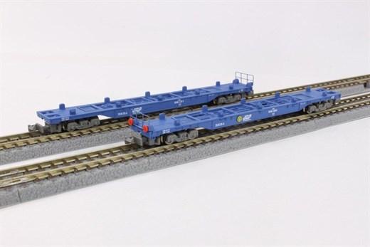 NOCH 7297719 - Koki 106, Container Flachwagen, bla