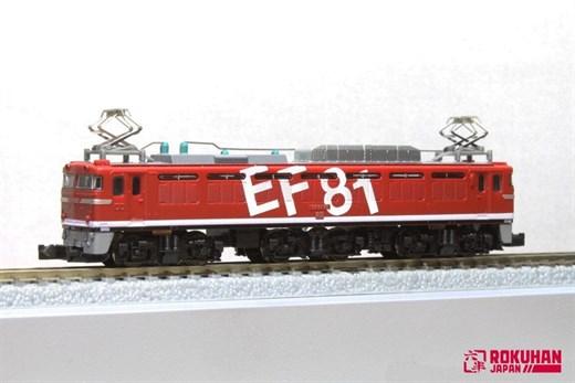 NOCH 7297831 / Rokuhan T015-3 - EF81-95 Rainbow, E