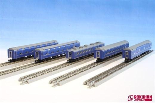 NOCH 7297834 - Hokkaido Wagen Erweiterungs-Set (5-