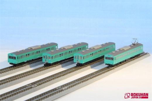 NOCH 7297835 / Rokuhan T022-9 - 103 Emerald Green