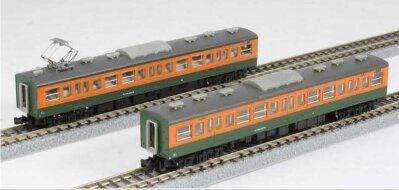 NOCH 7297844 - JNR 113-2000 Kansai Line Rapid Colo