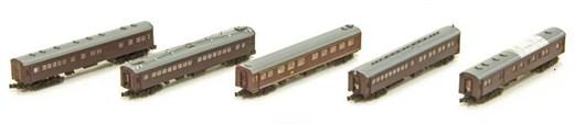 NOCH 97847 / Rokuhan T036-2 - Imperial Train Car-S