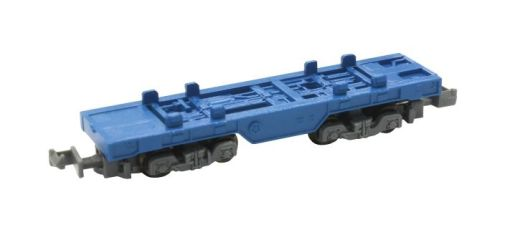 NOCH 7297909 - Shorty Container Car blue